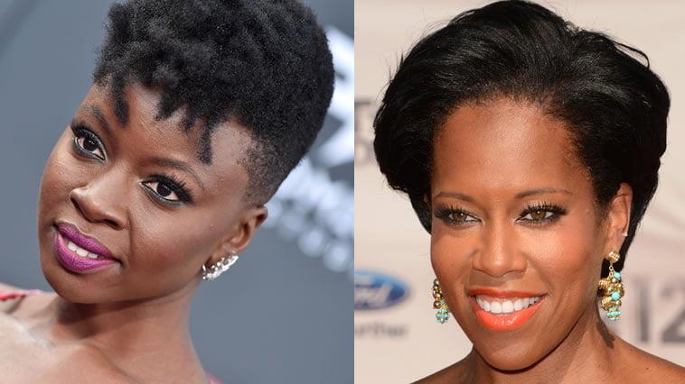 Short hair styles for black women