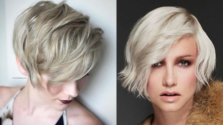 Silver gray hair color 2019