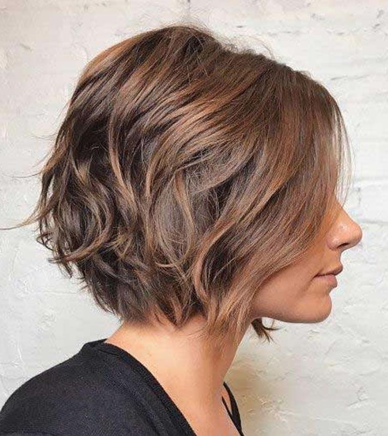 22 Easy Short Hairstyles Pixie Bob Undercut Asymmetrical