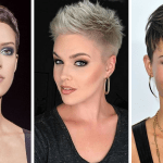 Short hairstyles and haircuts for 2019