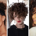 Curly hairstles for 2019