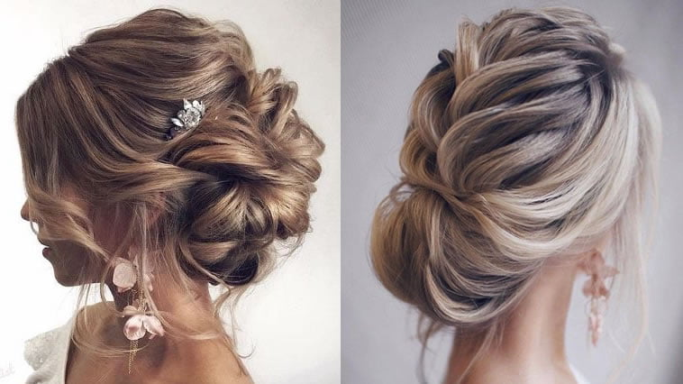 wedding hairstyles inspiration for 2019