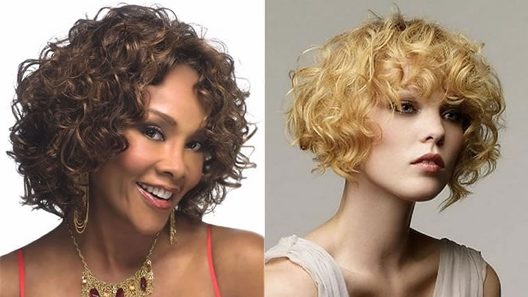 Short Hairstyles 2019 Curly