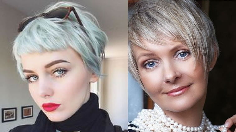 pixie hairstyle 2019