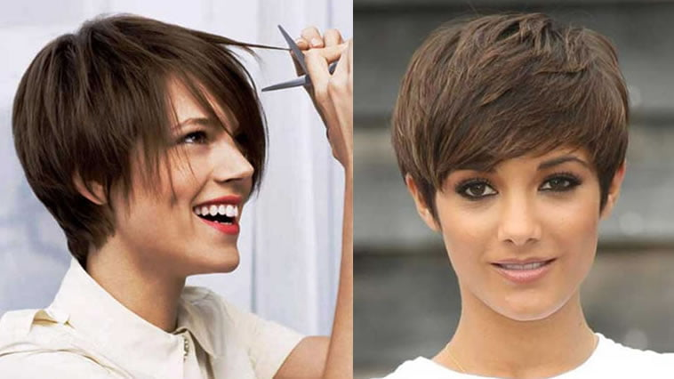 short haircut for ladies for 2019