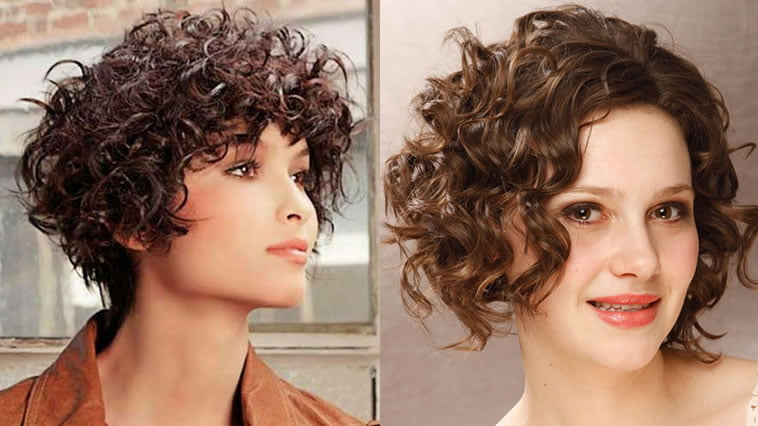 Short Curly Hairstyle Ideas 2020 Short Curly Hairstyles 2019 – Short Bob Haircuts & Curly Hair