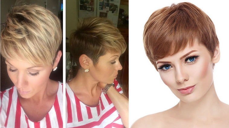 sshort hairstyles for ladies 2019