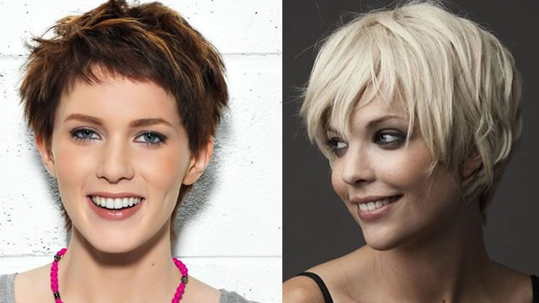 2019 short layered bob haircut