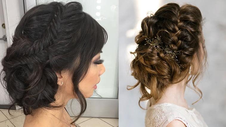 2019 Asian bridal hair