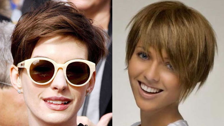 New brown hairstyles