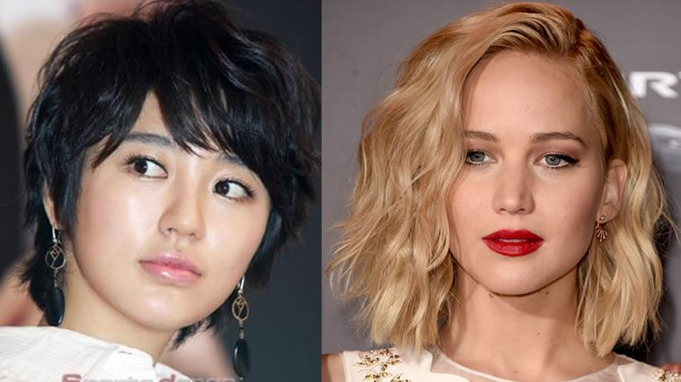 Pixie hairstyle 2019 for asian women