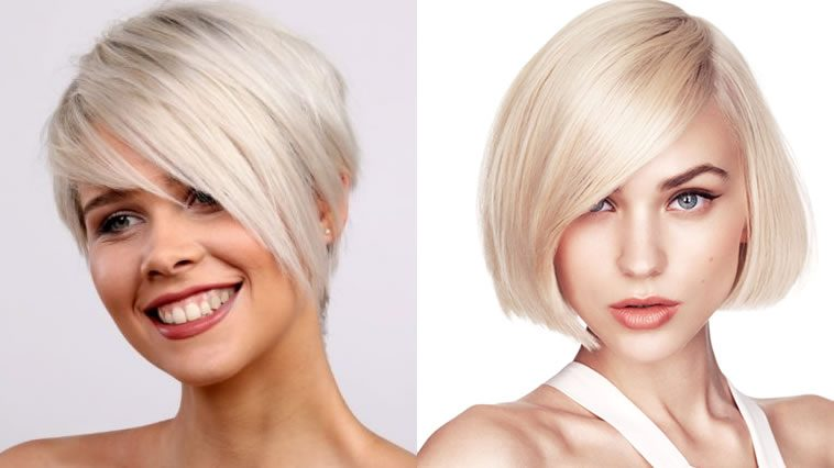 Platininum hair color 2019