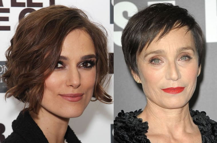 2019 hairstyles for women over 40