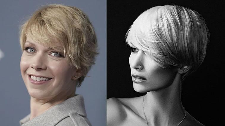 short hair ideas for women 2019