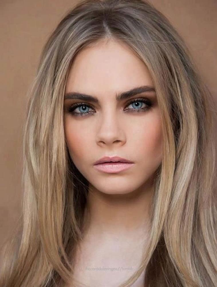 Ash blonde hair shoulder length hairstyles