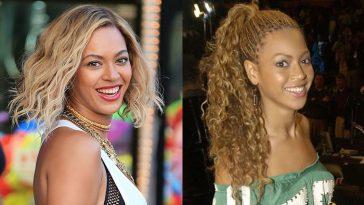 Beyonce Braids Hairstyles