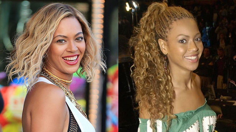 Beyonce Hairstyles And Special Hair Colors Collection That