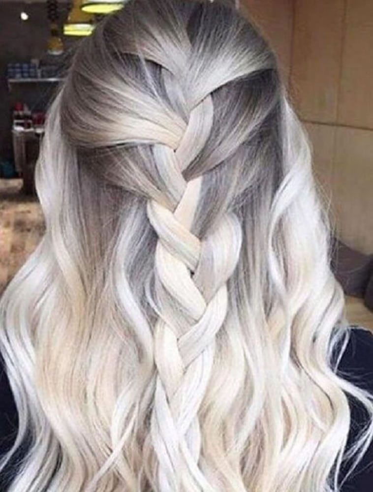 blonde color 2019