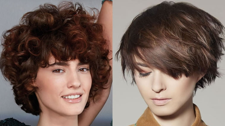 Short ombre hair styles