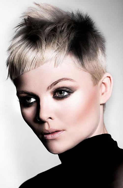 A Collection Of The Most Trendy Models About The Short Hair Cutting