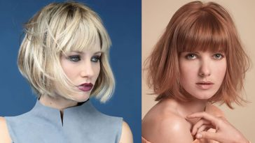2019 hair colors for short hair
