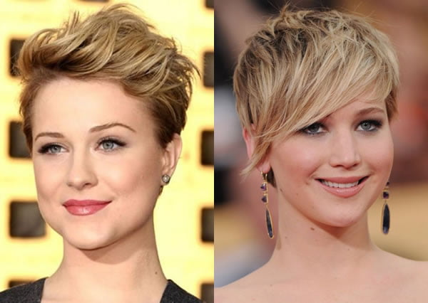 Short haircut for women 2019
