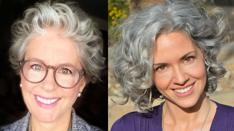 curly hairstyles older women over 60