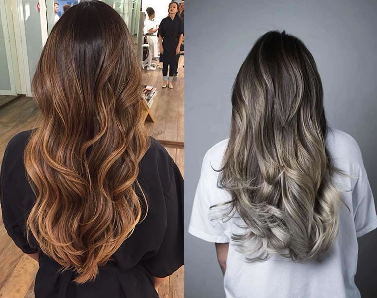 2019 ombre