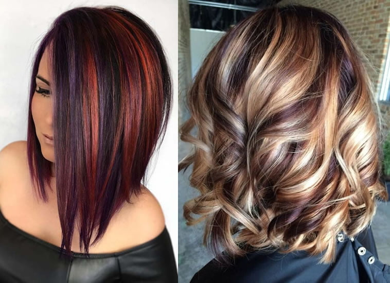 2019 hair colors for women: fashion trends and new techniques - HAIRSTYLES