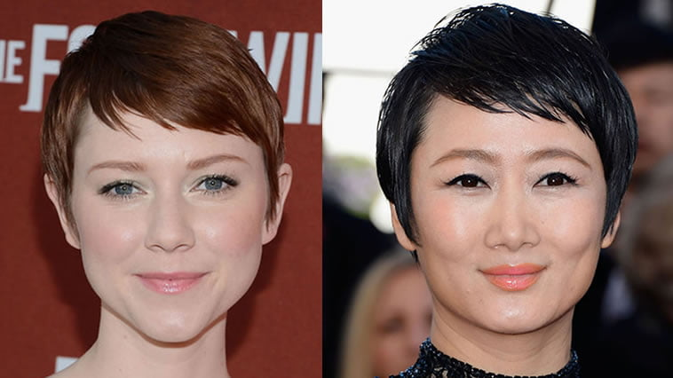 Hairstyles 2019: 44 Easy Pixie + Short Hairstyles From Celebrity Ladies For
