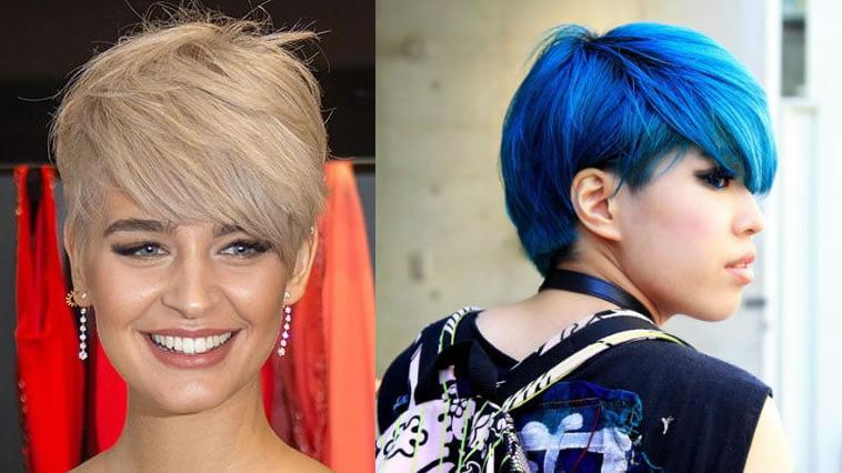layered pixie hairstyles