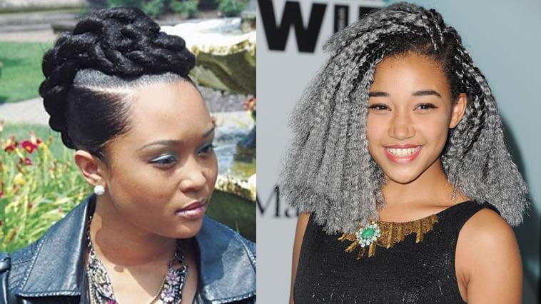 black hairstyles 2019