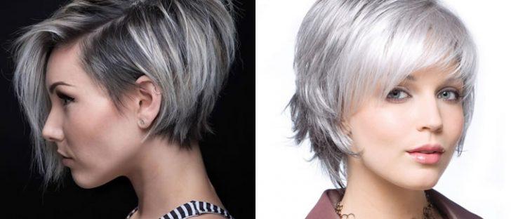 Grey hair color 2019