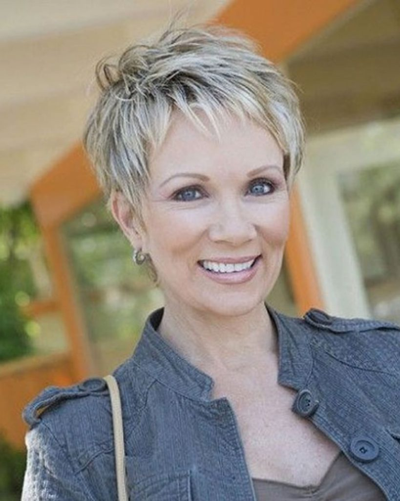 womens hairstyles over 50