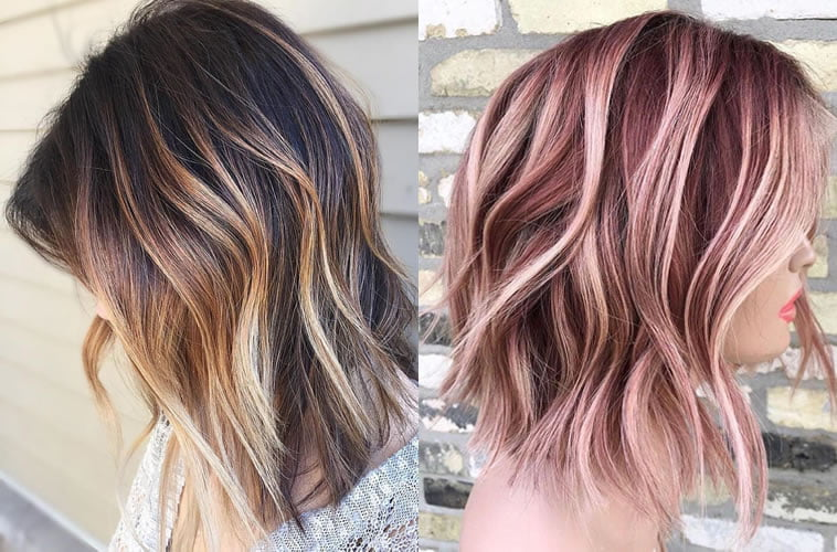 Hair Styles For Brown Hair: 2019 Hair Colors For Women: Fashion Trends And New