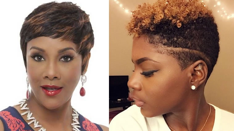 Female Short Haircuts For