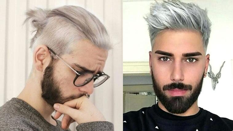 2020 Mens Hair Trends.Mens Hair Color Trends 2019 Alepridz