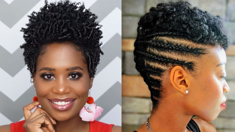 Natural hairstyles for black women 2019 \u2013 Short, bob, pixie