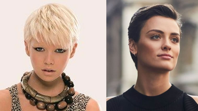 pixie short hairstyles for women 2020