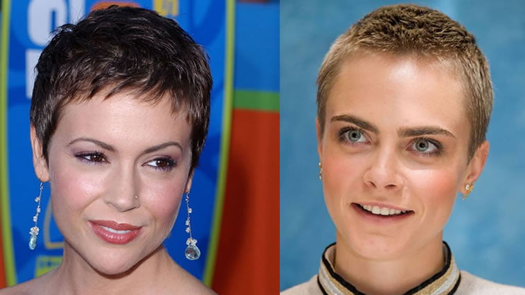 short pixie hair cuts for winter 2020