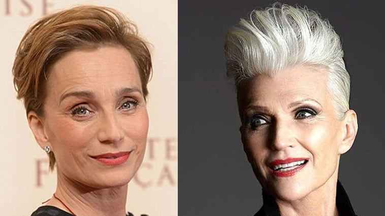 Hairstyles for older ladies over 60