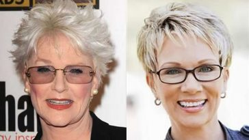 short hairstyles for ladies over 60
