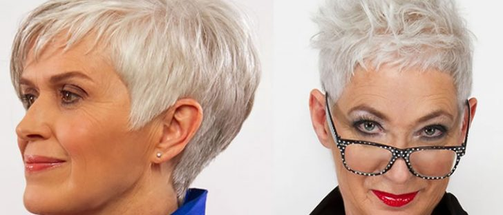 Modern pixie haircuts for women over 60 for 2020