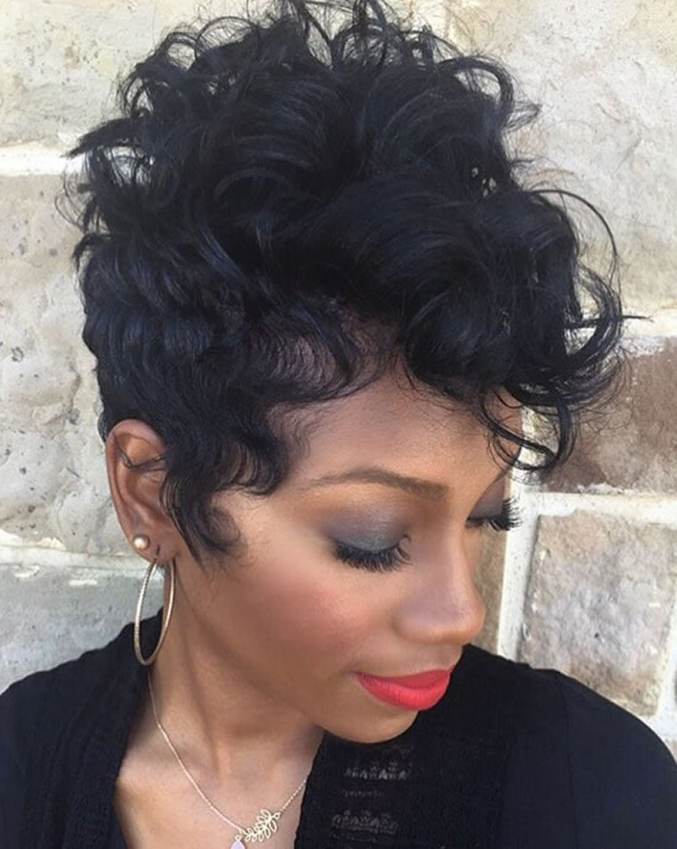 30 Great options for short pixie haircuts Summer 2020 - 2021 - Page 3 - HAIRSTYLES