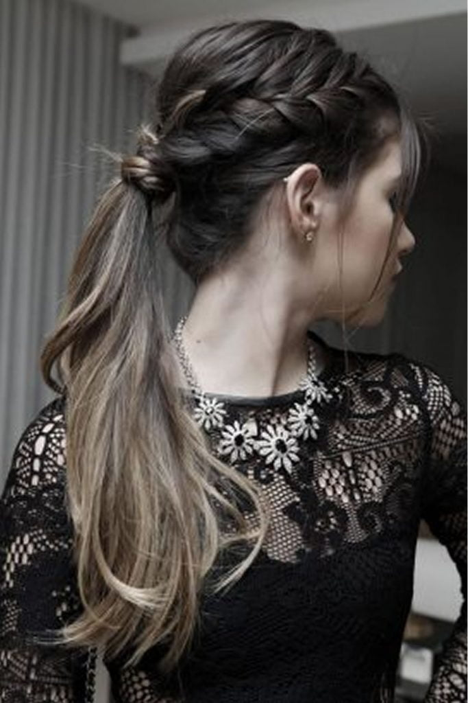 Braided hairstyles for women 2019-2020