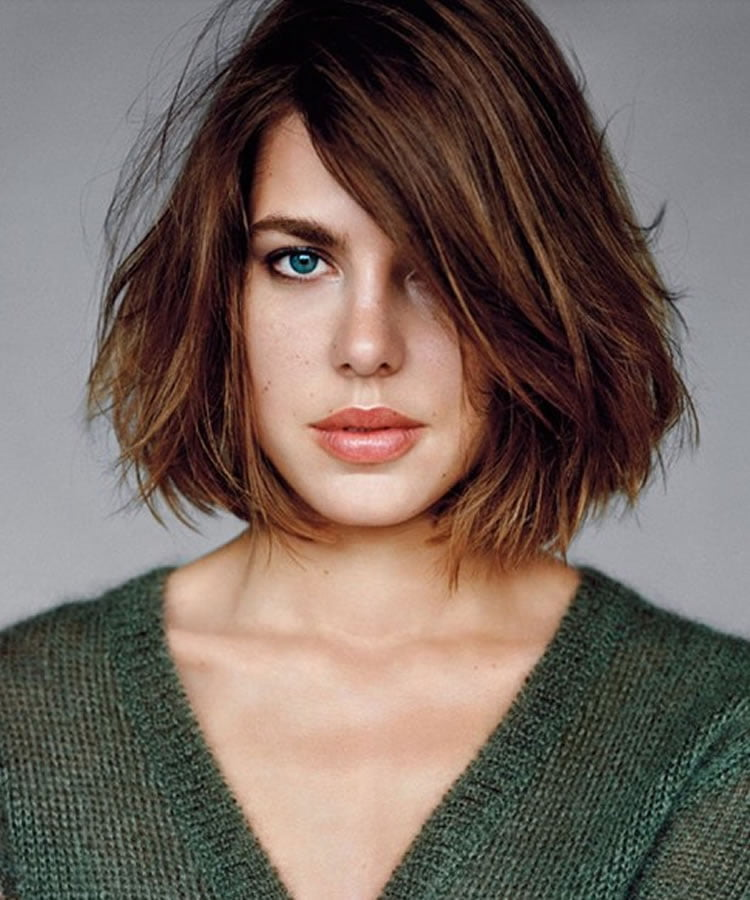 short bob haircut for 2020