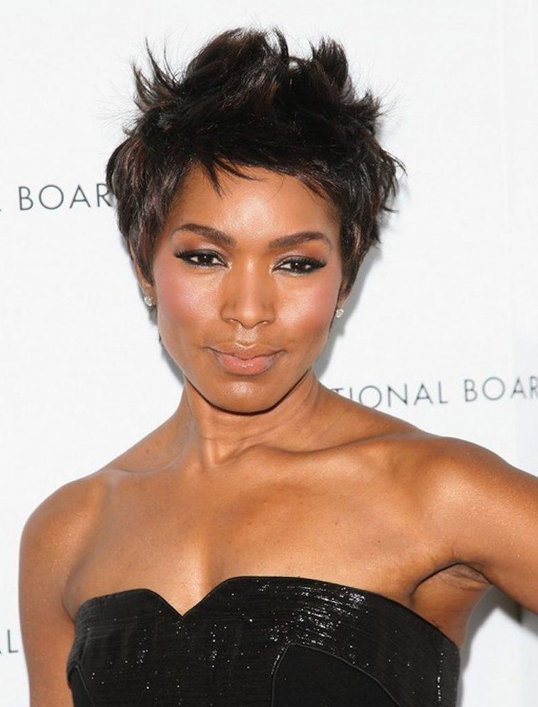 short pixie haircut for black women 2020