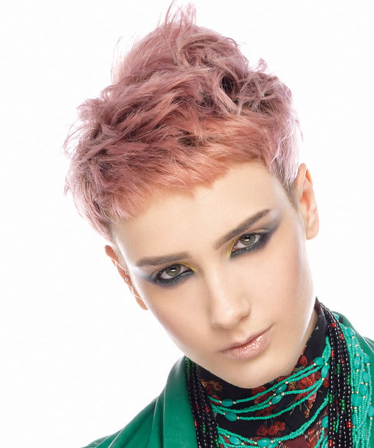 Pixie haircut for women over 30