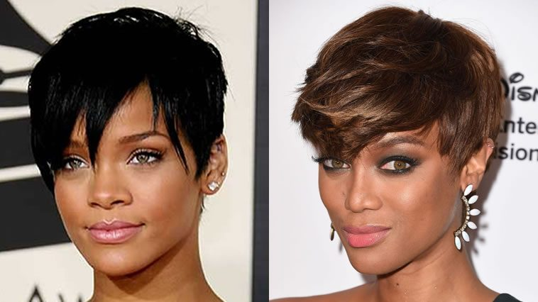 Short Pixie Hairstyles for Black Women 2019 - 2020