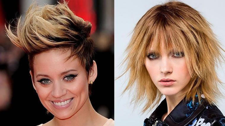 Short hairstyles 2020 & Pixie + bob haircuts for summer 2021